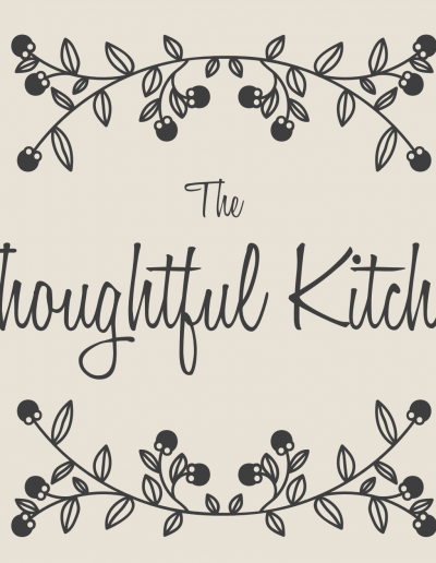 The Thoughtful Kitchen