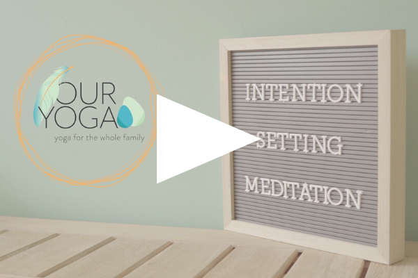 Intention Setting Meditation (our new YouTube channel)