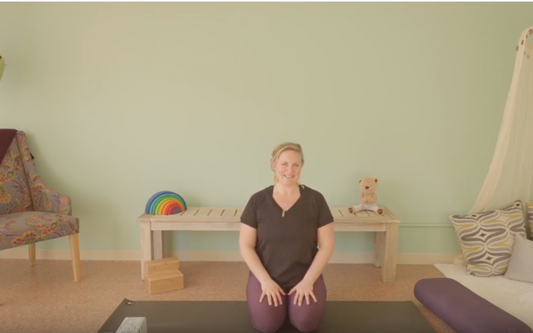Prenatal Yoga Flow: Gentle Spine & Hip Opening [YouTube Channel]