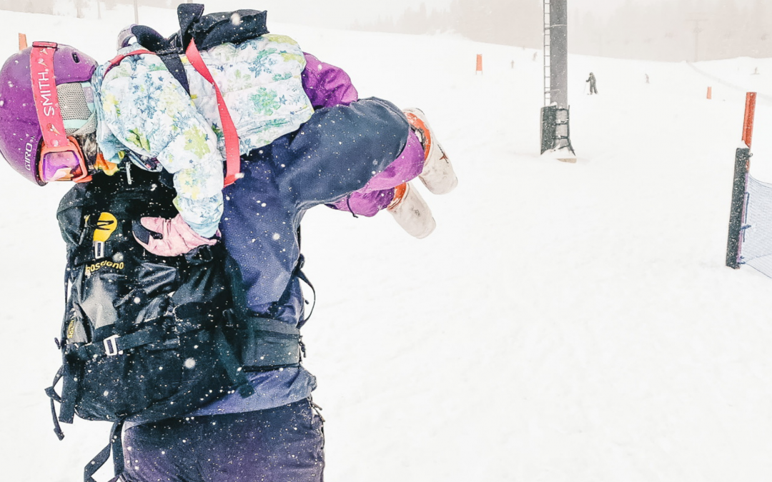 Tips for Helping Your Toddler Learn to Ski